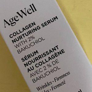 Arbonne AgeWell Collagen Nurturing Serum- NIB